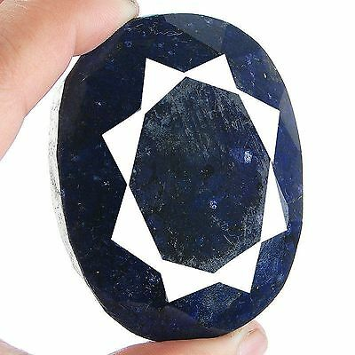 1030 Cts [Certified] Natural Blue Sapphire Huge Museum Size Collector's Gemstone