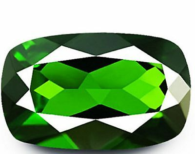 1.34 Cts Sparking Rare Russian Green Natural Chrome Diopside