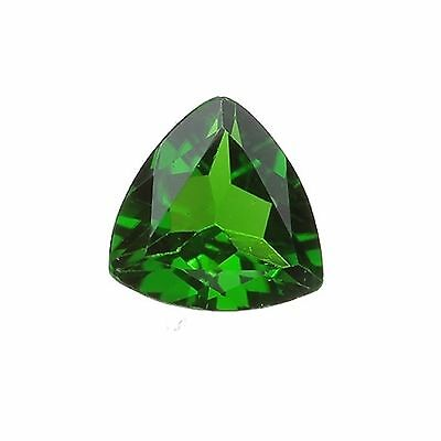 3.00 Cts Sparking Rare Russian Green Natural Chrome Diopside Gemstones