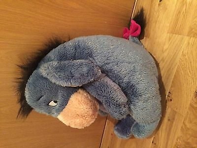 Disney 15 Inch Eeyore Soft Plush Toy- With Tag. Winnie The Pooh