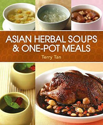 Asian Herbal Soups & One-Pot Meals by Terry Tan | Paperback Book | 9789814561600