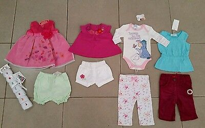 BULK!!! Baby Girls Clothes All Brand New - Size 000 - Closing Down Sale!!!