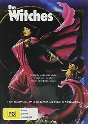 Witches (2014, DVD NEW)