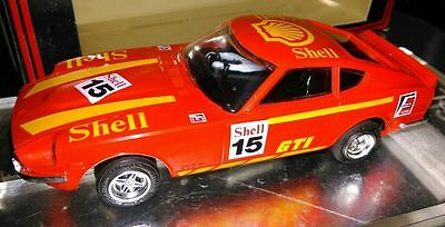 Scalextric Slot Car C.459 Datsun 260Z Shell livery