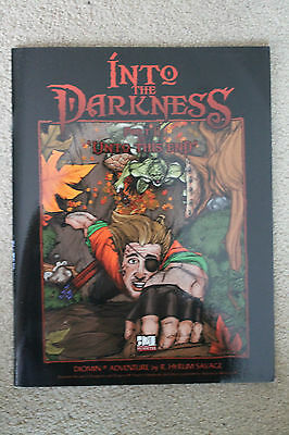 Into the Darkness - adventure module for Dungeons and Dragons 3rd Edition