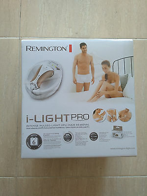 depiladora Remington IPL6000 I-Light pro