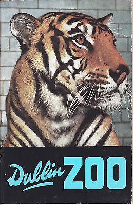Vintage Official Guide - Dublin Zoo