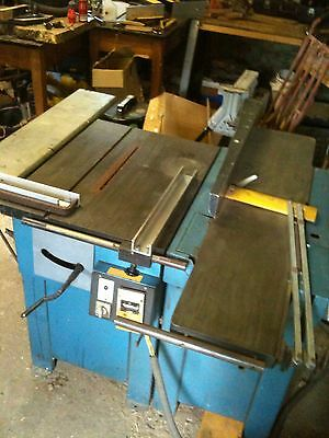 Luna W59 Universal Woodworking Machine Saw Planer Moulder Morticer