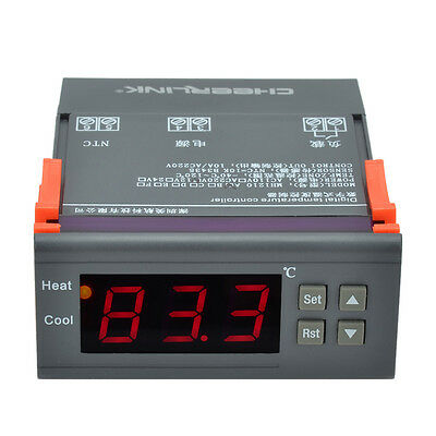 MH1210A 1.7inch Screen Intelligent Microcoputer Digital Temperature Controller