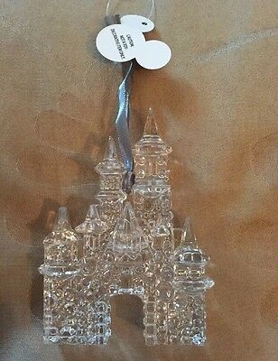 Disney 60th Anniversary Sleeping Beauty Castle Christmas Ornament Decoration
