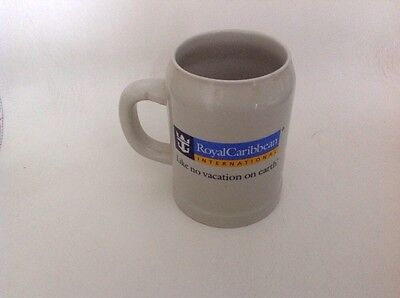 ROYAL CARIBBEAN German Beer Mug October Fest Munich Paulaner