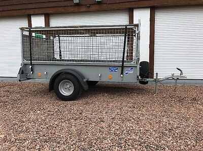 ifor williams trailer Used 6 Times Pe6