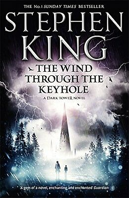 The Wind Through the Keyhole (Dark Tower), Good Condition Book, King, Stephen, I