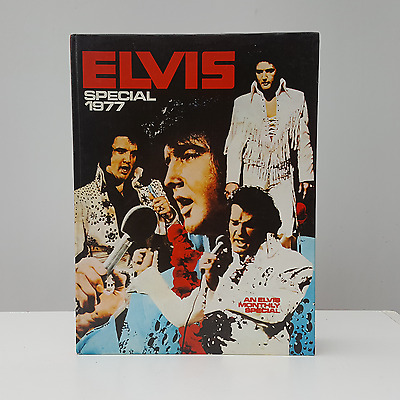 Elvis Special 1977 - 94 Page Hardback Annual