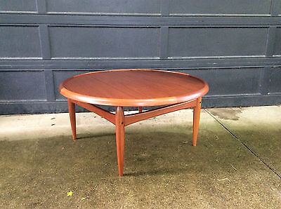 Finn Juhl reversable coffee table mid century modern