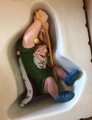 Disney Grolier Quasimodo In Box Christmas Decoration Ornament