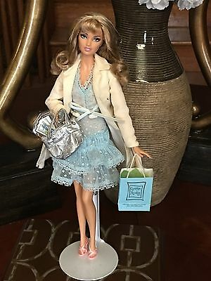Cynthia Rowley Barbie With Accessories And Coa