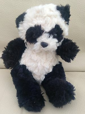 **RARE** Russ Berrie Panda Beanie Teddy Bear Ping Bears From The Past
