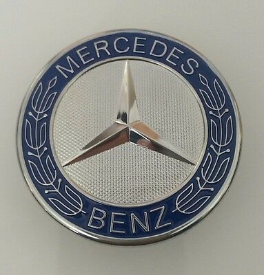 Mercedes benz bonnet badge genuine part bnib unused 6 for Mercedes benz bonnet badge