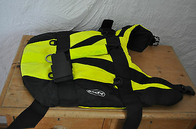 BALTIC Dog Life Jacket Large 15-40K Sailing