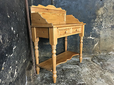 Vintage Pine Dressing Table