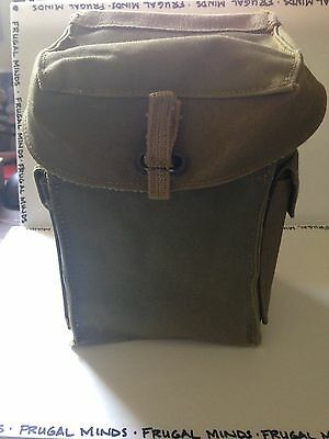 Lot of 2 U.S.ARMY : VINTAGE 1944 WWII Bag Miltary Bag Satchel