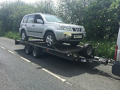 Ifor Williams Lm166 Trailer Car Van Plant Flatbed Transporter Recovery