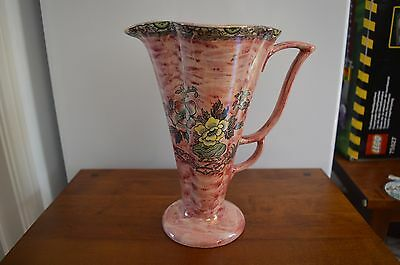 Astoria Royal Bradwell Arthur Wood Lustre Vase/ Jug