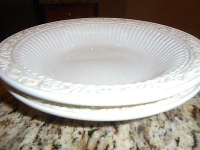 2 Lenox Butler's Pantry Pasta Bowls Excellent Condition ~ Low Fast Shipping!