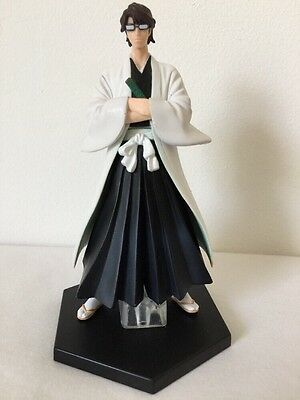 Bandai Bleach Sosuke Aizen Figure Toy Manga Anime 5 1/2in.