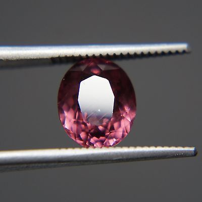 Nice & Rare!!! Vs2-2.47 Ct Natural Untreated Color Change Malaya Garnet(Gcc-1)