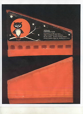 Wowee Wax Halloween Whistle Excellent Condition Ultra Rare Free Usa(48) Shipping