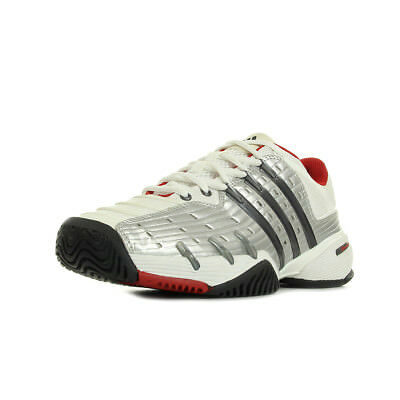 Chaussures adidas Performance homme Barricade V Classic Tennis taille Blanc