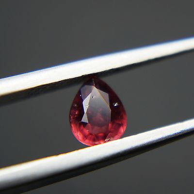 Nice & Rare!!! 1.10 Ct Natural Untreated Color Change Malaya Garnet(Mg-4)