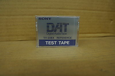 Sony Reference Test TY-30BX Cassette Tape