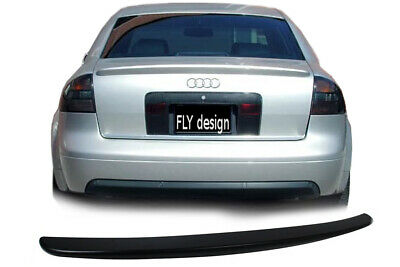 AUDI A6 C5 tuning Heck neu ABS Spoiler Abrisskante S6 S line RS6 typ Lippe Levre
