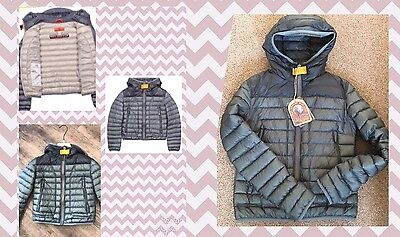 Parajumpers Girls Ss17 Jacket Age 12-14 Years  Size M   (like Moncler)