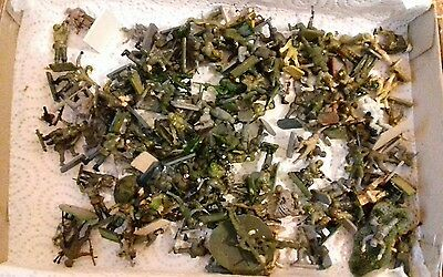VINTAGE 1/72nd 20mm WW2 AIRFIX  INFANTRY SOME UN-PAINTED ODDS ENDS