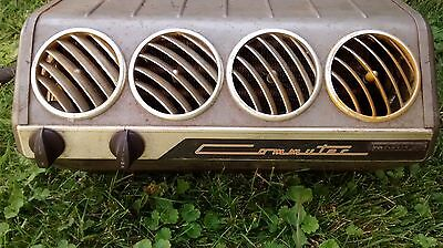 VINTAGE under dashboard air conditioner commuter mark 4 FORD MUSTANG, FALC0N?