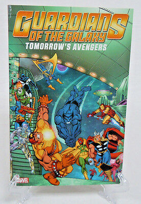 Guardians of the Galaxy Volume 2 Tomorrow's Avengers Marvel Comics TPB New
