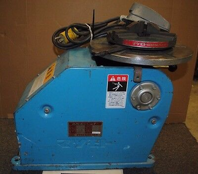All Fab Corps Ps-1F-5 Benchtop Welding Positioner With Foot Pedal