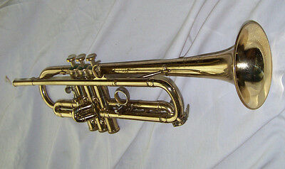 OLDS MENDEZ Bb TRUMPET, w. orig. Case - VERY GOOD CONDITION / PLAYS GREAT