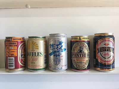 5 Asian Cans