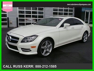 2014 Mercedes-Benz CLS-Class CLS 550 2014 CLS 550 Certified We Finance and assist with Shipping