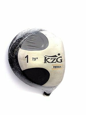 KZG RBT325 7.5* 325cc Driver Head Only ***NEW***