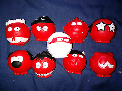 Red Nose Day Noses 2017 Set