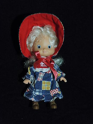 Vintage HOLLY HOBBIE  Doll ~ 1970's ~ Very Good Condition