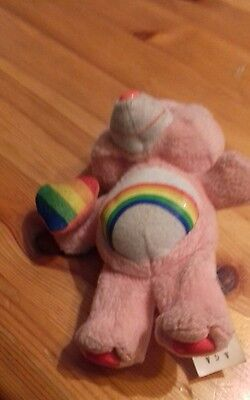 Cheer Bear from Care Bears from McDonald's