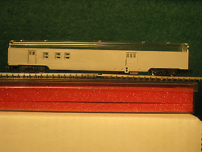 N Concor smooth side Railway Post Office RPO baggage  passenger car OB
