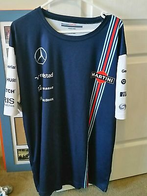Williams F1 Martini Racing T-Shirt